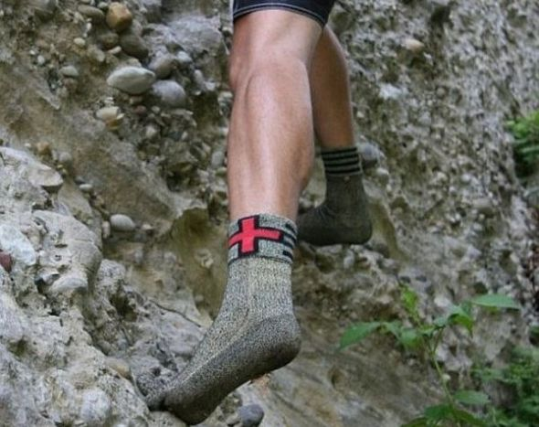 Swiss Swiss Protection Socks: Barefoot Alternative Minimalist Natural Running Shoes Feetus.co.uk